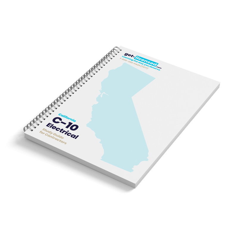 c-10 electrical exam book