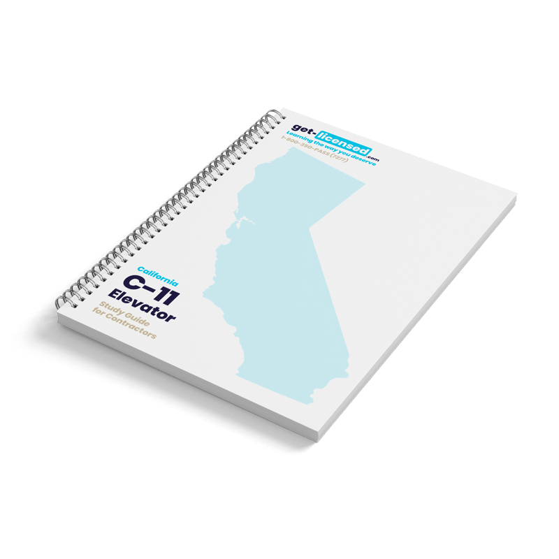 c-11 elevator study book