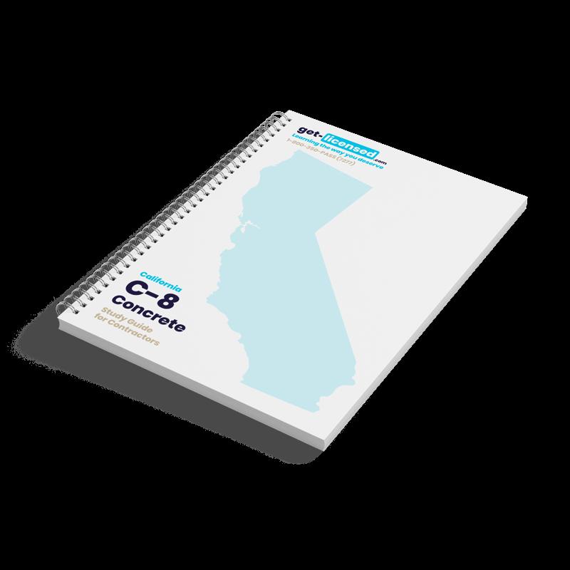 c-8 concrete book